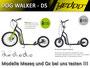 Jetzt auch bei Dogwalker-DS erhältlich. Robuste Scooter für den Einsatz in Terrains aller Art. Auch geeignet für den Dogscooting-Einsatz.