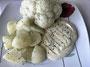 Coliflor y patatas con mahonesa.