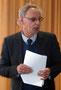 Dezernent Klaus Eilert stellte die Niedersäschsische Landesschulbehörde vor. Foto: Ulrichs
