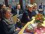 Die Referendare dankten Henny Dohse (von links) und Claudia Abels. Foto: Ulrichs