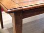 Tisch Normandie Nussbaum