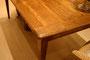 Tisch Normandie Nussbaum/Eiche