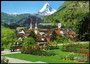 1981, Rosengarten - Matterhorn