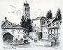 1962, Kirche Veltheim