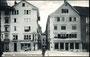 vor 1911, Schmidgasse , vorne Stadthausstrasse