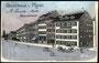 vor 1909, Lithographie Gasthaus Rössli, Steiggasse 1 Ecke Technikumstrasse