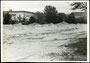 1953, 26. Juni, Überschwemmung der Töss, bei Rieter