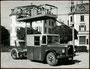 1950, Fahrleitungs-Montagewagen (alter Rosenbergbus)