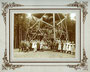 1907, Sek 1-3 Oberwinterthur vor Aussichtsturm