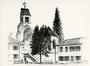 1985, Kirche Veltheim