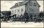 vor 1919, Mühlebrückstrasse Ecke Pflanzschulstrasse (Haus abgebrochen)