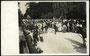 1918, Streik in der Seidenstoff Weberei