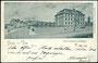 vor 1901, Schulhaus Eichliacker, Rosenaustrasse