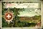 1895, Festkarte (Vorderseite)