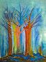 Wald der Träume / 30x40cm