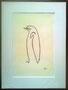 Pinguin (nach Picasso) / 20x30cm