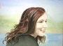 Gabrijela-Portrait / 40x30cm