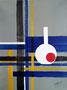 abstrakte Spielerei 2 mit Acryl / 30x40cm