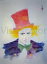 Wilder Wonka - Justin Henry - Watercolor