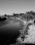 Landschap bij Den Ham zwart wit 8