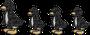 Pinguine nicht für Nuscheli