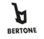 bertone b logo