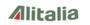 alitalia sticker logo