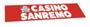 casino sanremo rally sticker adesivo
