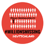 #MillionsMissing Deutschland