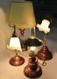 フランス・イタリア照明(シャンデリア、テーブルランプ、フロアーランプ)
