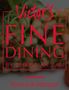 Victor´s fine Dining Christian Bau