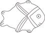 まるい魚(仮)