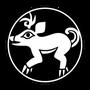 鹿の耳飾り
