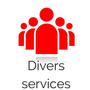 Divers services