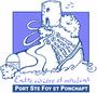 """Club de randonnée """"Entre rivière et moulins"""", Port Ste Foy et Ponchapt"""