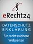 Devant Design eRecht24.de DSGVO konforme Datenschutzeklärung - Siegel
