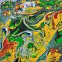 Acryl auf Dibond - 55x55 - 018BS