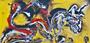 """""""DRAGON"""" - Acryl auf Dibond - 300x150 - 012GAR"""