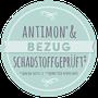 antimon & schadstoff geprüft