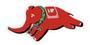 hf rally sticker elephant