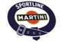 martini sportline logo belt