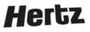 hertz sticker
