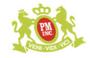 pm inc philip morris sticker