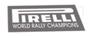 pirelli world rally champion