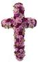 Kreuz komplett gesteckt