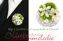 "Anstecker ""Blütenkranz"" für den Bräutigam / SMITHERS-OASIS COMPANY Floral Foam. All rights reserved."