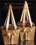 Streukörbchen mit frischen farbig-gemischten Kleinblüten