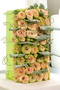 """Altargesteck """"Rosenwand"""" / SMITHERS-OASIS COMPANY Floral Foam. All rights reserved."""