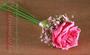 """Anstecker """"Rose"""" für den Bräutigam"""