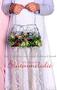 Blüten-Handtasche fürs Blumenmädchen statt Strauß / SMITHERS-OASIS COMPANY Floral Foam. All rights reserved.